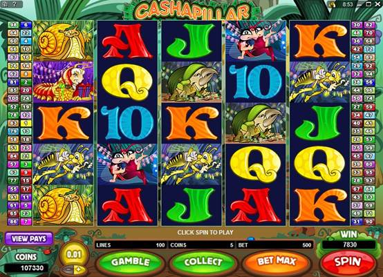 free video slot machine