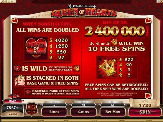 royal vegas online casino queen of hearts online spielen